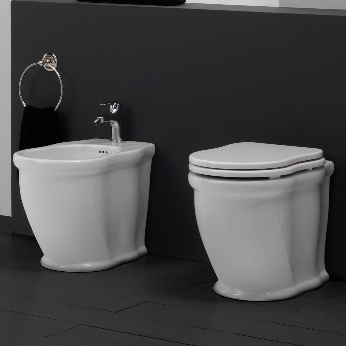 Design bagno bidet : Sanitari bagno stile antico Time