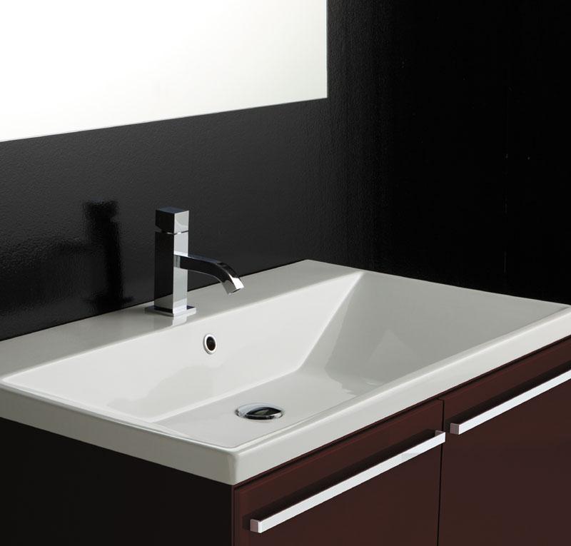 Mobile doppio lavabo - Lavabi bagno da incasso ...