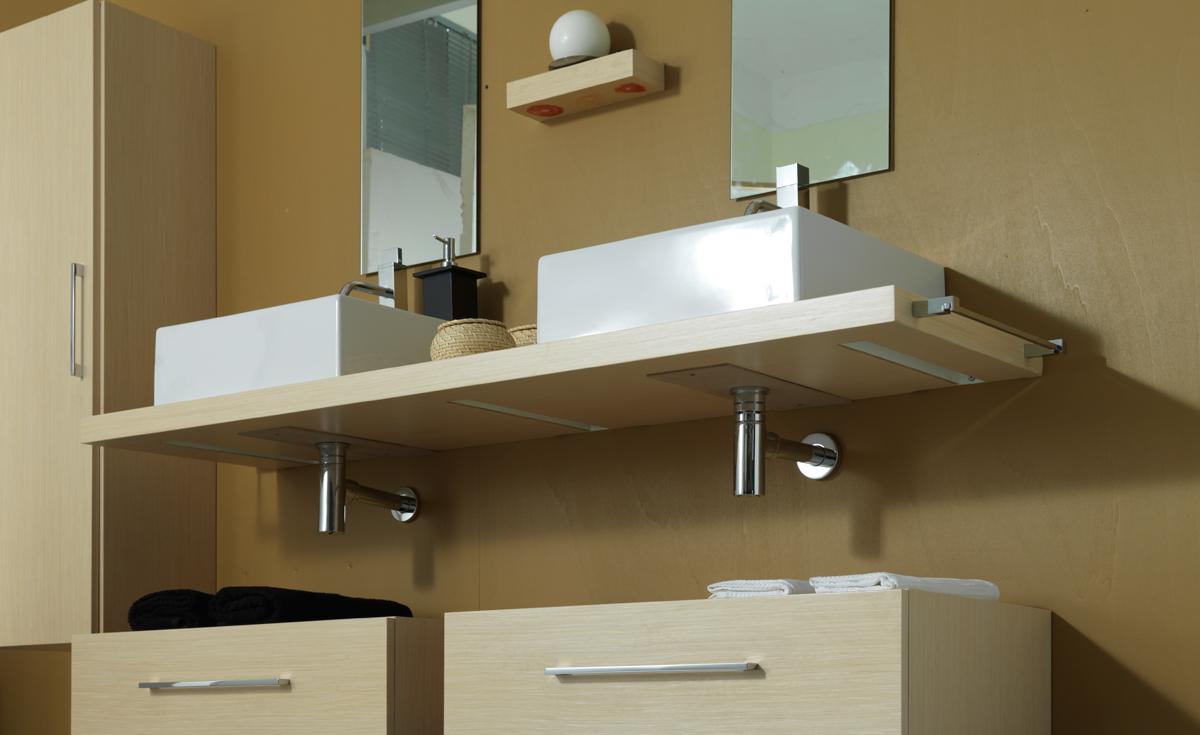 Piano per lavabo top h5 cm - Lavabo bagno 50 cm ...