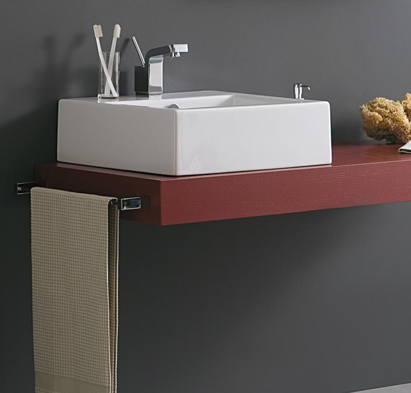 Piano bagno per lavabo top h10 cm - Piani lavabo bagno ...