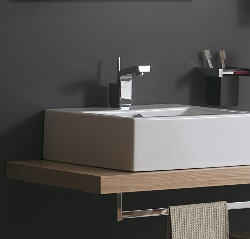 Piano per lavabo top h5 cm for Top per lavabo da appoggio ikea