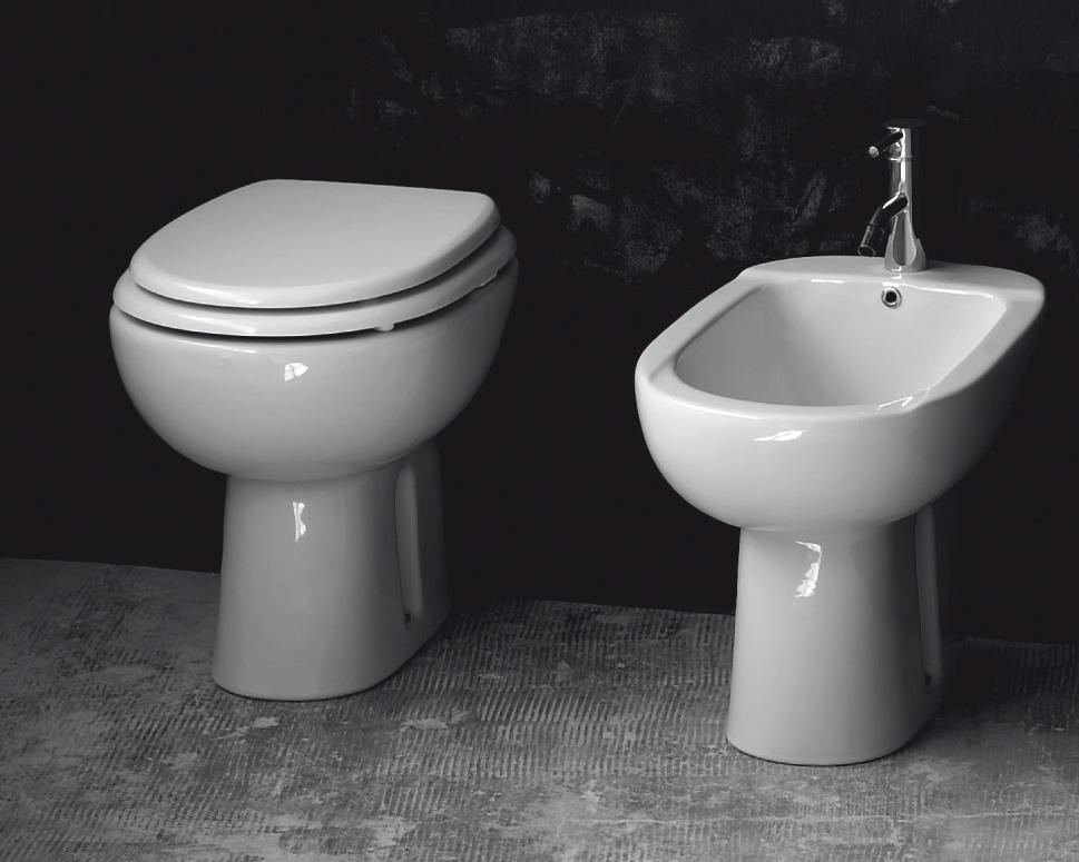 Sanitari bagno alba for Sanitari bagno