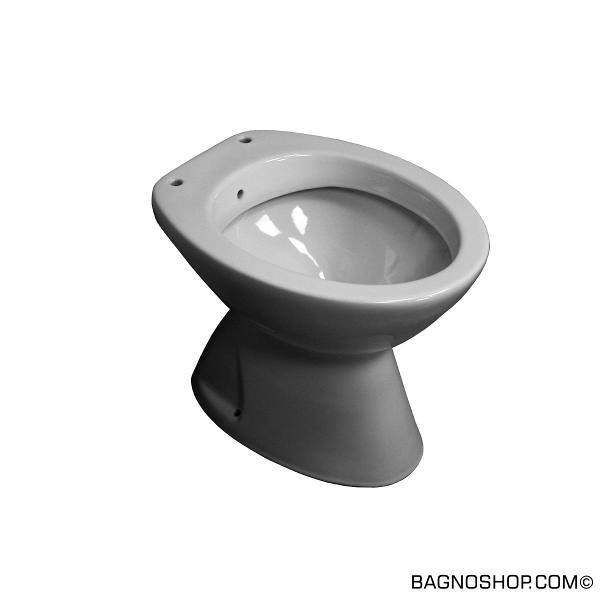 Water bidet integrato iseo for Wc bidet integrato