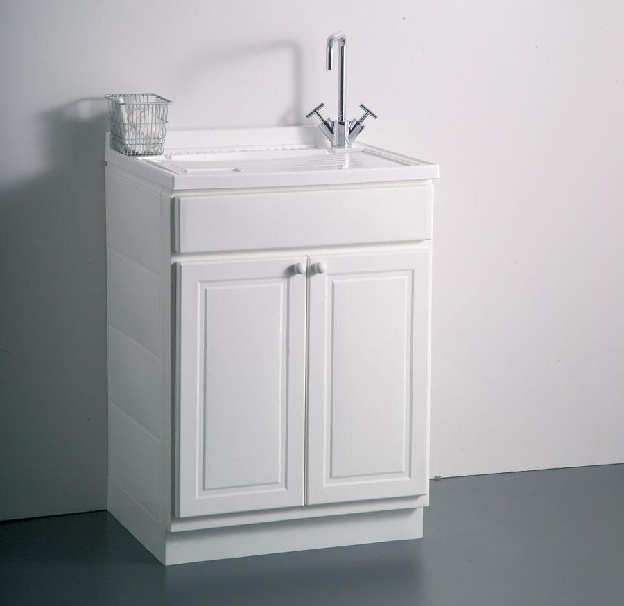 Mobile lavatoio meteo 60x45 - Lavatoio ceramica con mobile ...