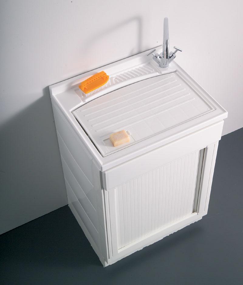 Lavatoio meteo 60x50 serrandina - Mobile lavatoio ...